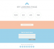 exemples landing page